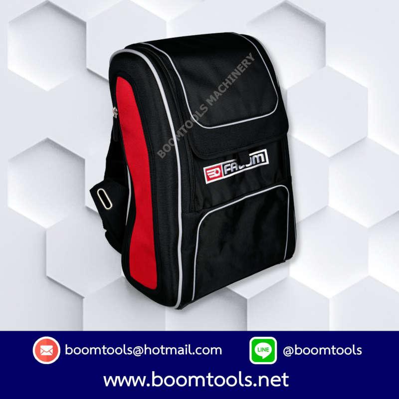 กระเป๋าเครื่องมือช่างแบบเป้แบ็คแพ็ค 012121