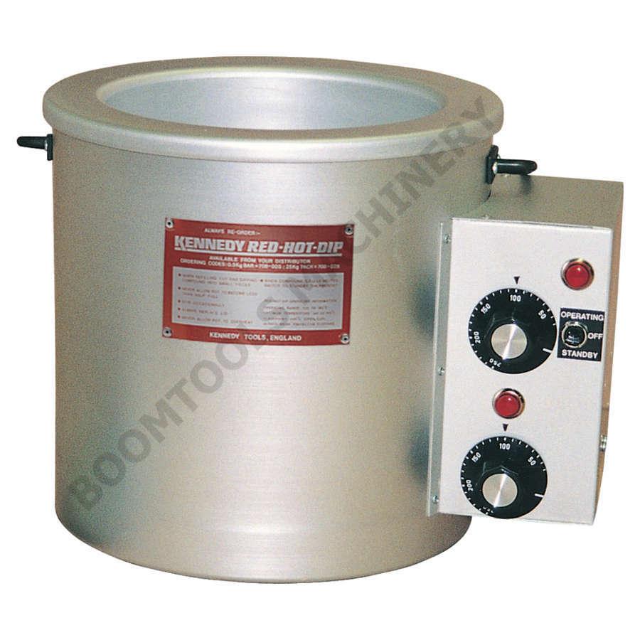 Kennedy Red-Hot-Dip.12ltr Melting Pot