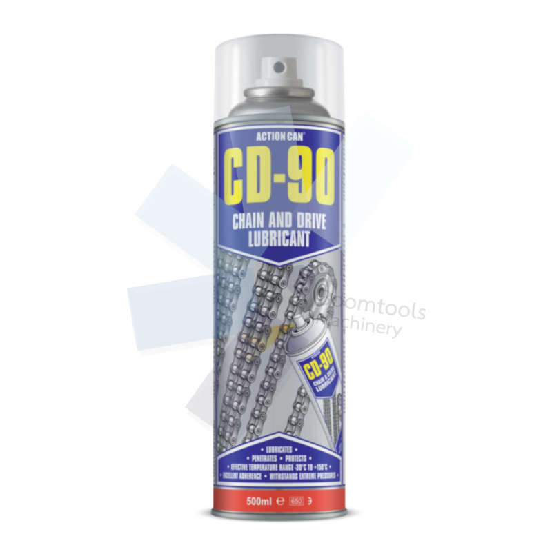Action Can.CD90 Chain  Drive Lubricant 500ml
