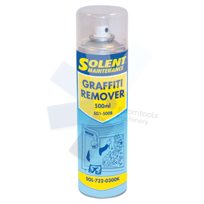 Solent Maintenance.SG1-500B Graffiti Remover