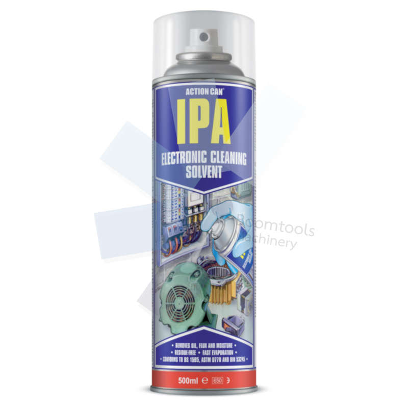Action Can.IPA Electronic Aerosol Cleaner - 500ml