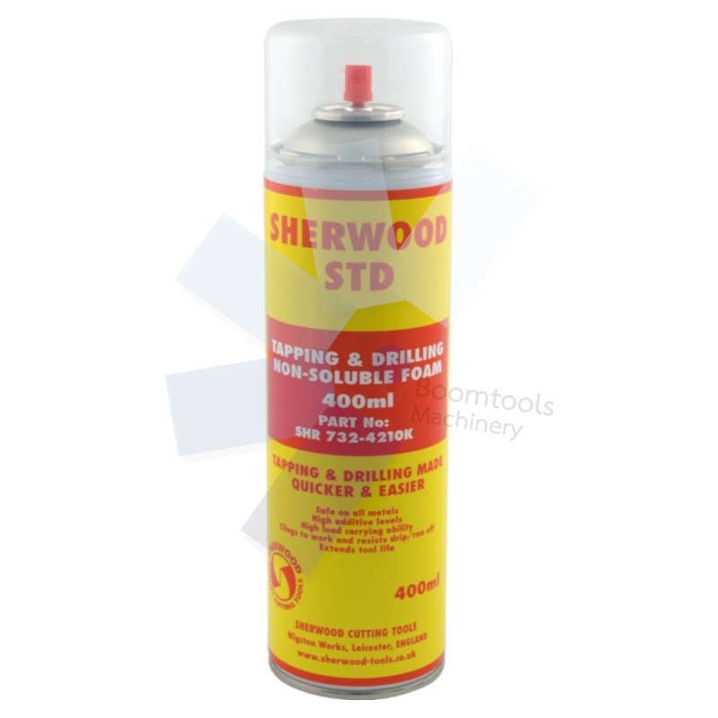 Sherwood.STD Tapping  Drilling Non-Soluble Foam 400ml