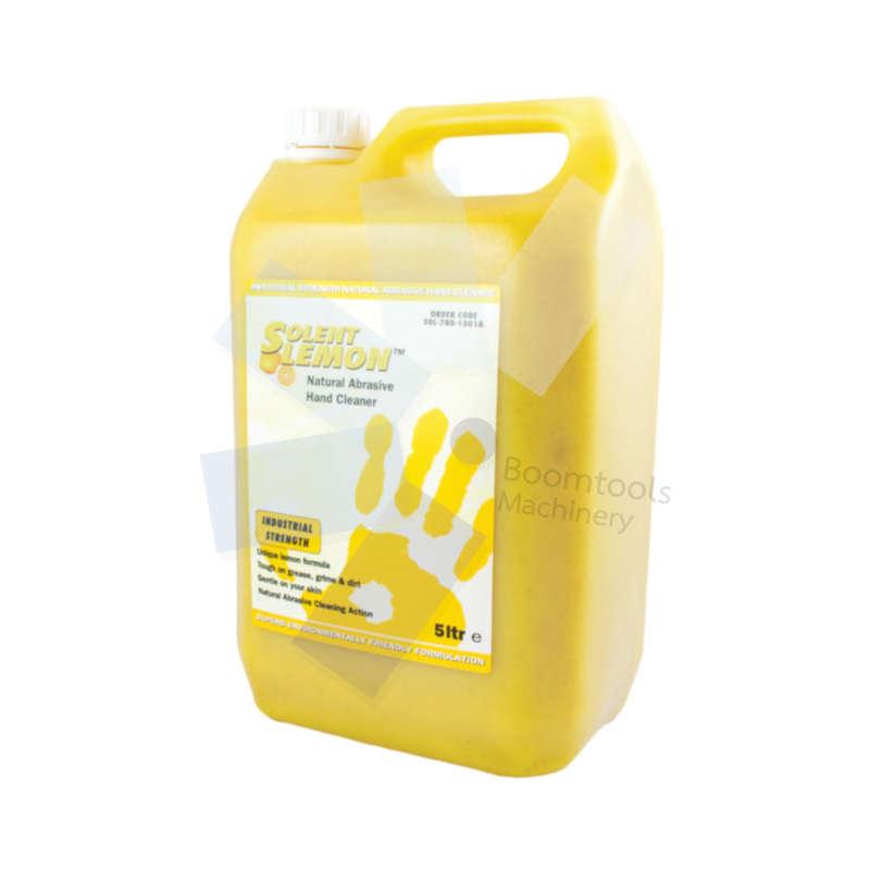 Solent Cleaning.Lemon Abrasive Hand Cleaner 5ltr
