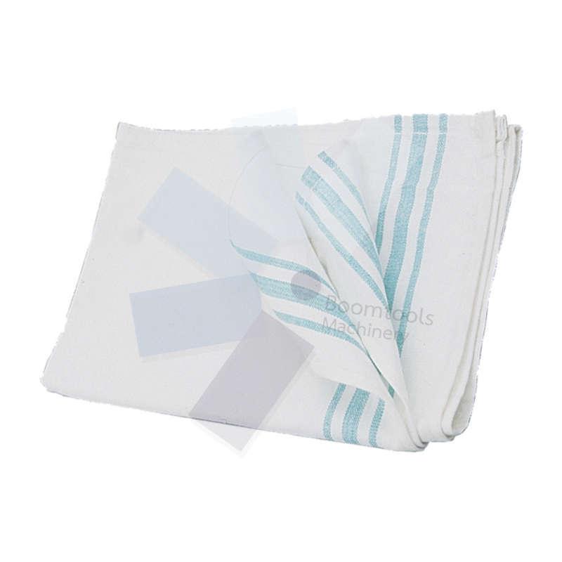 Kennedy.Plain Cotton Tea Towel - Pack of 5