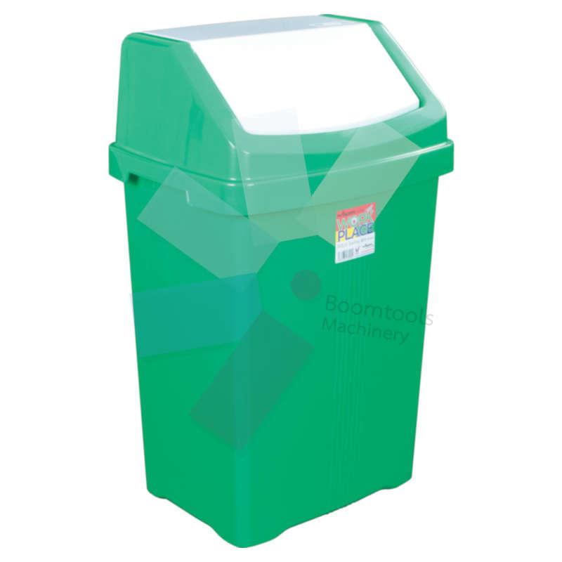 Offis.Green Swing Bin - 50 Litre