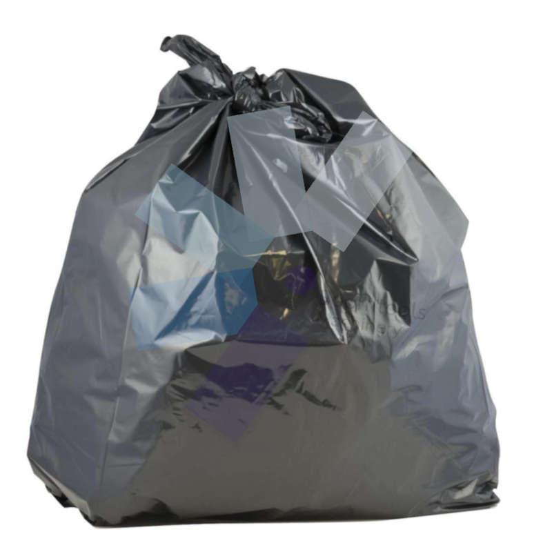 Avon.Refuse Sacks, Black, 10kg (Box of 200)