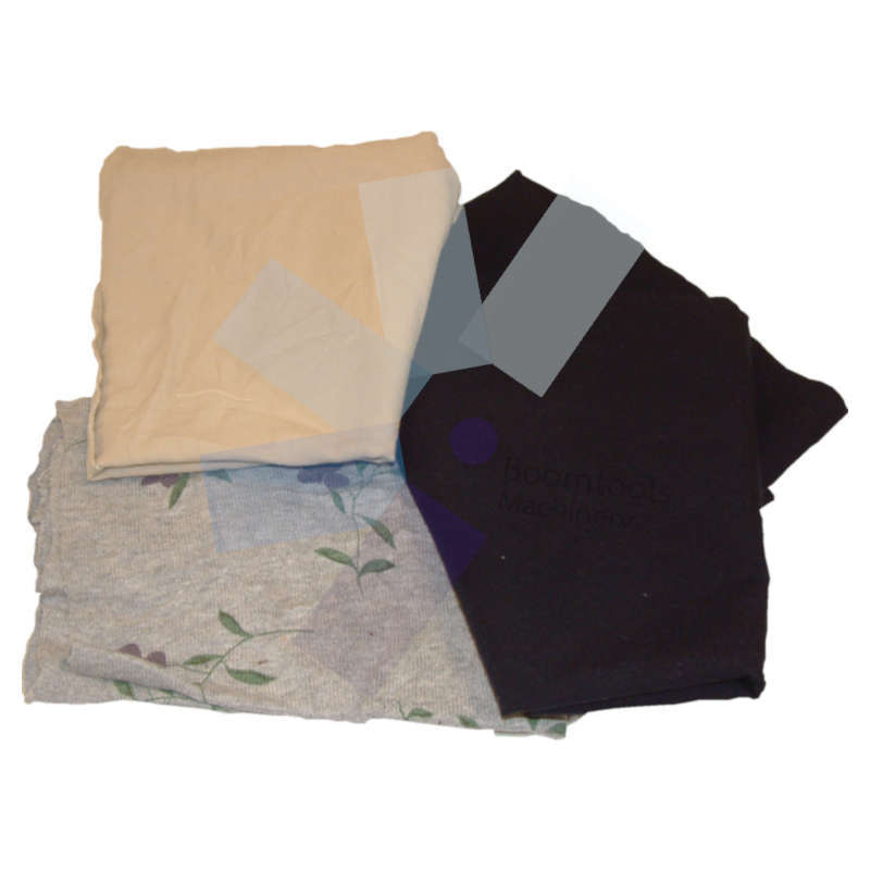 Solent Cleaning.Industrial Rags - 10kg