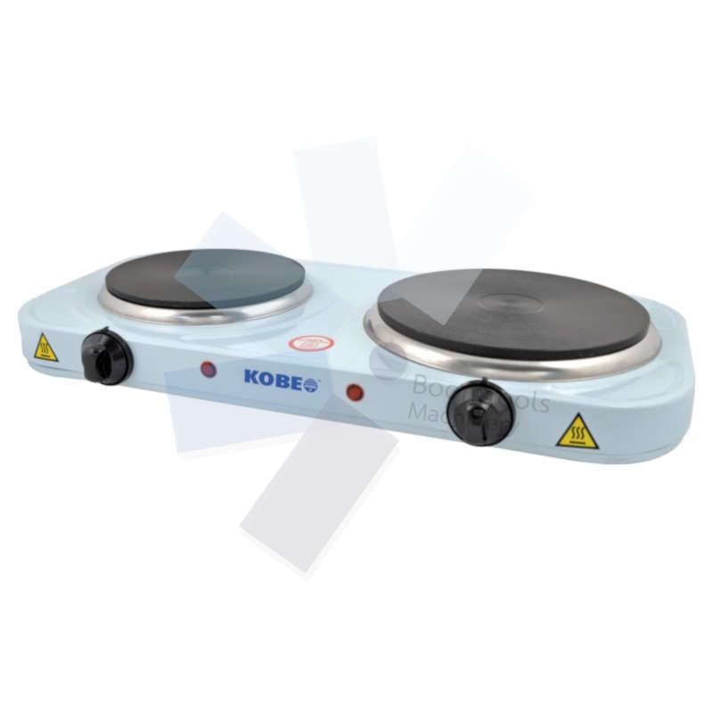 Kobe.HPD250 Portable Double Hot Plate 240V