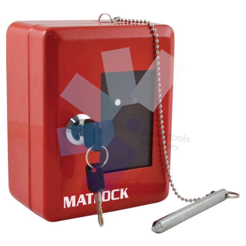 Matlock.Emergency Key Box  H ammer/Chain