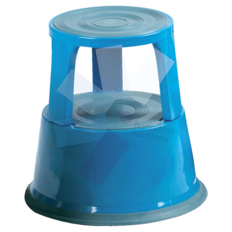 Lincoln.Blue Plastic Kick Stool