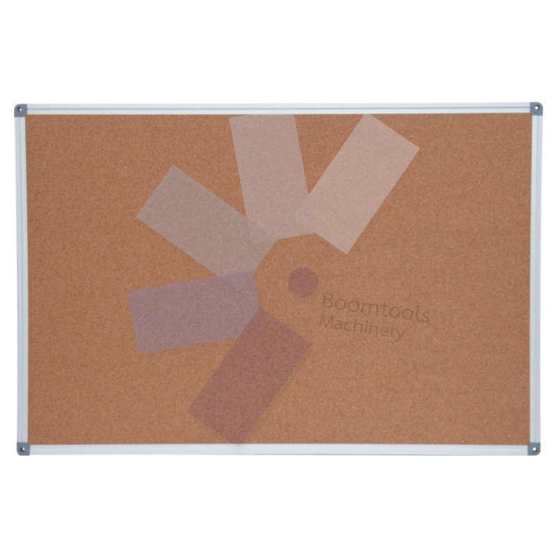 Offis.CORK NOTICE BOARD 600x900 mm ALUMINIUM TRIM