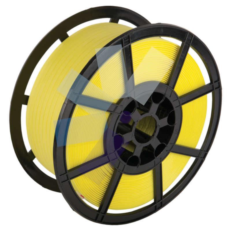 Avon.Polypropylene Banding - Yellow - 12mm x 0.9mm x 1000M - TT55YEL