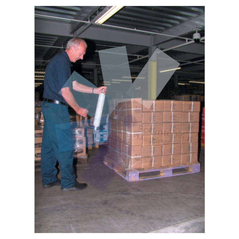 Avon.Stretch Wrap Roll - 400mm x 300M - 15 Micron - Standard Core Clear