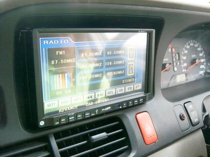 HONDA ODESSY พร้อมกับ 2 din ระบบสัญญาณโทรศัพท์ Bluetooth ZULEX ZL-BT 227