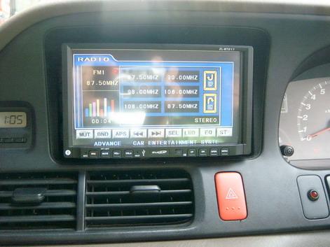HONDA ODESSY พร้อมกับ 2 din ระบบสัญญาณโทรศัพท์ Bluetooth ZULEX ZL-BT 227 4
