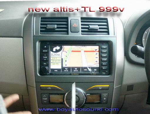 new altisครบเครื่องความบันเทิงทีวี/ดีวีดี/บลูทูท พร้อมระบบนำทางติดต่อคุณบอย081-6434998