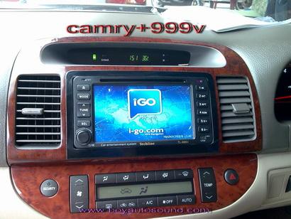 camryมาพร้อมระบบนำทางด้วยแผนที่พร้อมเสียงบอกภาษาไทยสนใจติดต่อคุณบอย081-6434998