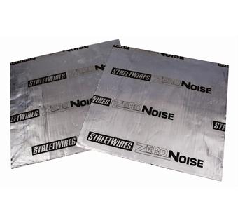 STREET WIRES ZeroNoise NoiseKiller สุดยอดแผ่นซับเสียงจากอเมริกา เคลือบอลูมิเนียมกันร้อนกันเสียงรบกวน