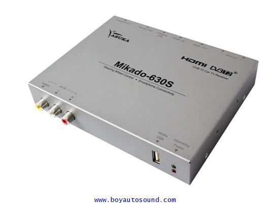 กล่องทีวีดิจิตอลรุ่นใหม่ ASUKA รุ่น MIKADO-630Sเพิ่มประสิทธิภาพการรับและมีฟังก์ชั่นล้ำๆเพียบ