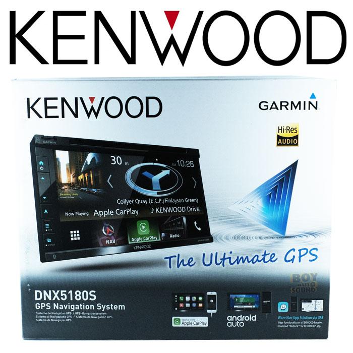 KENWOOD DNX5180S จอรุ่นDNX series รองรับใช้งานคู่กับการ์ด gps software GARMIN(option) จอขนาด 6.8นิ้ว 1