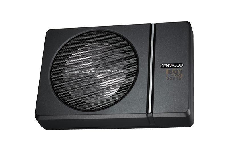 ซับบ็อกซ์ KENWOOD KSC-PSW8 บอกได้เลยว่าโคตรเทพ!! บอดี้หล่อโฮก แถมมีสายคุมคอนโทรลรีโมทแบบเทพมาก