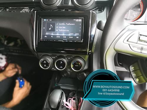 KENWOOD มารัวๆๆ รถใหม่ป้ายแดงก้อยังติดใจ KENWOOD DDX6016BT CONCEPT ARES MIRRORING 2