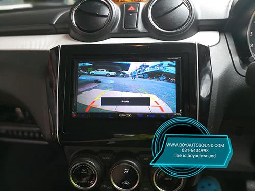 KENWOOD มารัวๆๆ รถใหม่ป้ายแดงก้อยังติดใจ KENWOOD DDX6016BT CONCEPT ARES MIRRORING 5