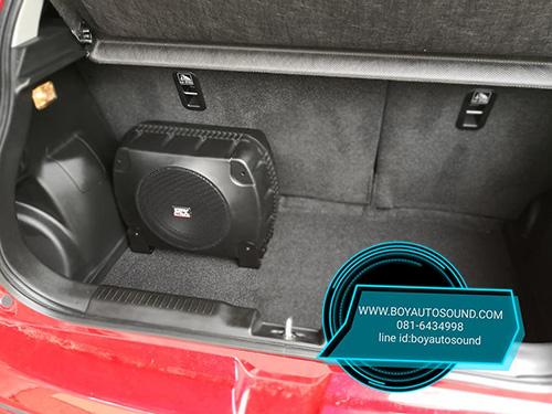 KENWOOD มารัวๆๆ รถใหม่ป้ายแดงก้อยังติดใจ KENWOOD DDX6016BT CONCEPT ARES MIRRORING 6
