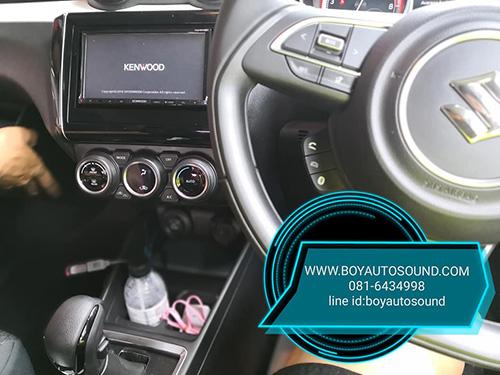 KENWOOD มารัวๆๆ รถใหม่ป้ายแดงก้อยังติดใจ KENWOOD DDX6016BT CONCEPT ARES MIRRORING 7