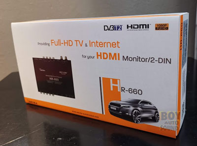 Asuka HR660 กล่องทีวีดิจิตอล 2เสา รุ่นใหม่ล่าสุด สัญญาณคมจัด ชัด เสถียร full-HD TV for HDMI monitor