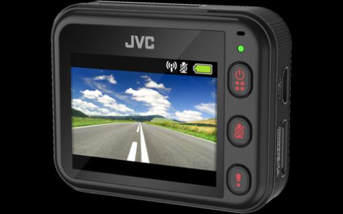 กล้องบันทึกเหตุการณ์หน้ารถ JVC GC-DRE10 S dashcam Full HD1080P เลนส์wide 145องศา  มี wifi built-in พ 2