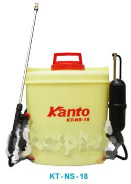 ถังพ่นยาสะพายหลัง ชนิดมือโยก 18 ลิตร KT-NS-18 Kanto