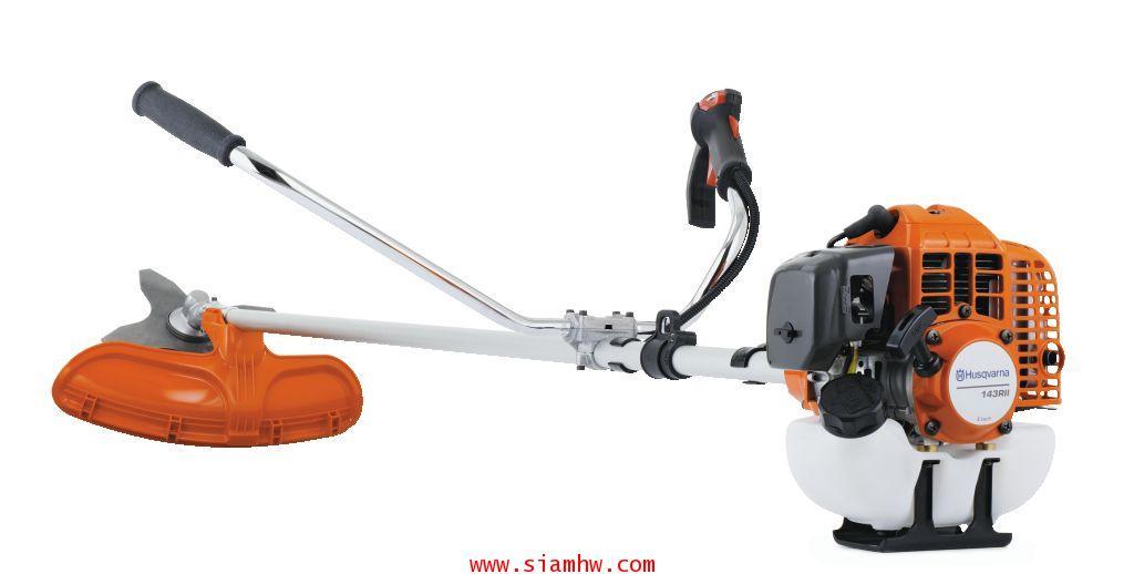 เครื่องตัดหญ้า HUSQVARNA (ฮุสวาน่า)143 RII (สำหรับงานหนักมาก)