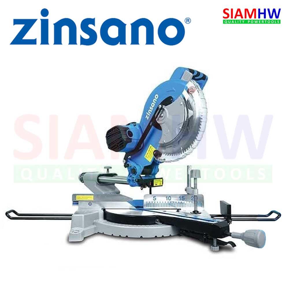 ZINSANO เลื่อยองศาสไลด์ 10 นิ้ว รุ่น MS10L3