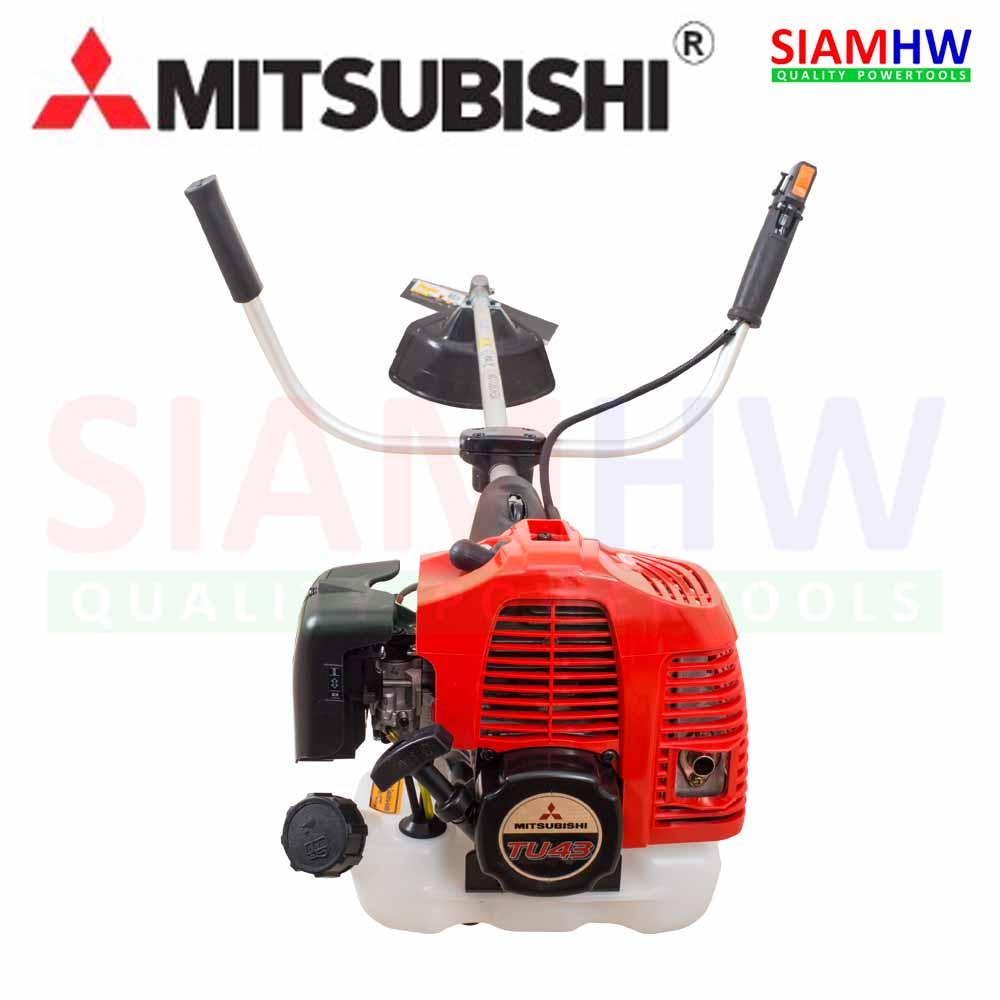 เครื่องตัดหญ้า Mitsubishi TU43 (Diaphragm Type) (แท้ 100%)