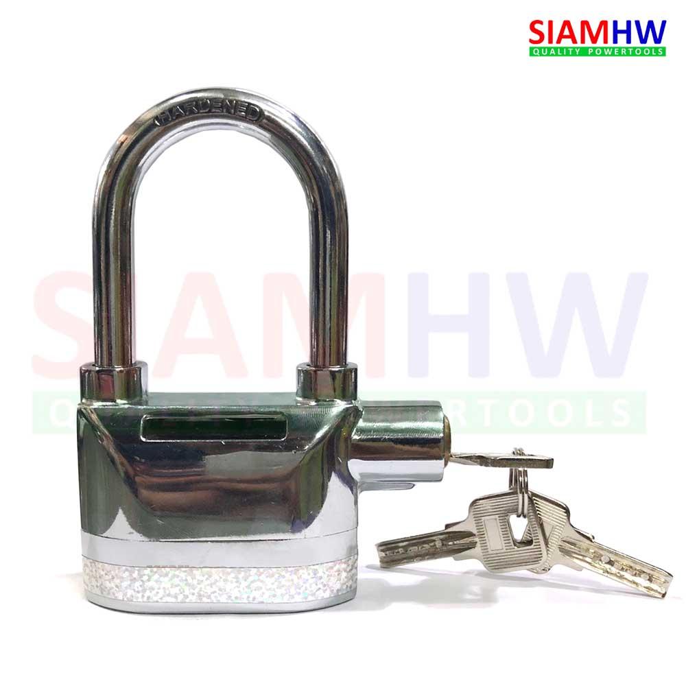 SIAMHW กุญแจ สัญญาณกันขโมย สัญญาณกันขโมยระบบล็อกและดังเตือน (สารพัดล็อค)