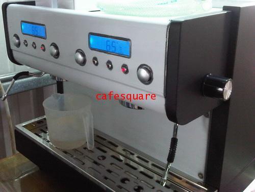เครื่องชงกาแฟ 2 หัวชง GEE COFFEE MACHINE
