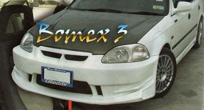ชุดแต่งรอบคันCivic 96-99 Bomex-3