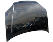ฝากระโปรงหน้า Civic 01-03 Carbon แท้