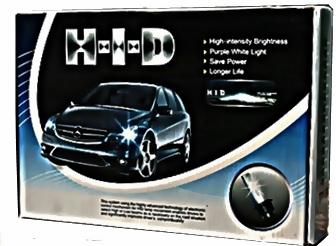 ไฟ XENON  H4 สไลด์