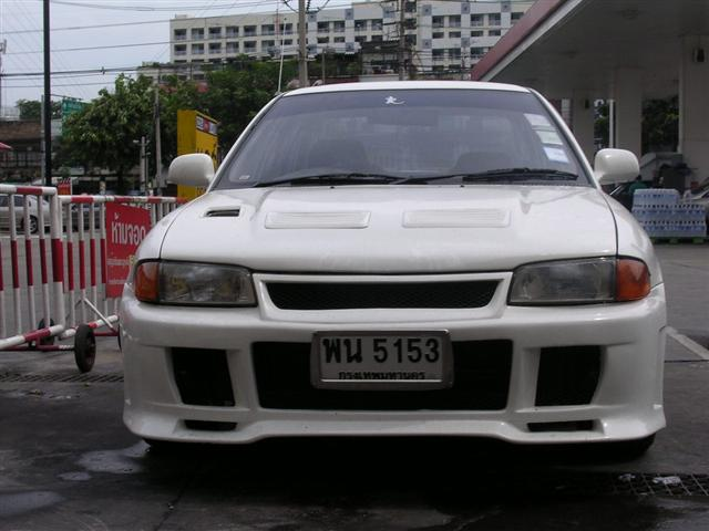 กันชนหน้า E-CAR KANSEI