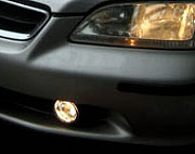 ไฟสปอร์ตไลท์ Honda Accord 98 กลม Depo