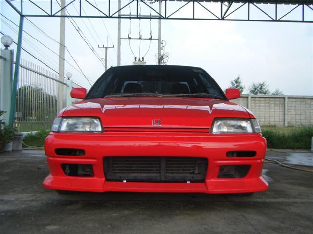 ชุดแต่งรอบคัน Civic 88-90 (TBO)