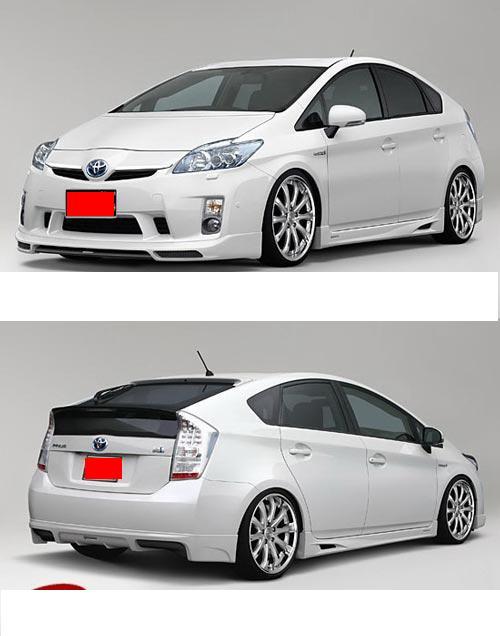 ชุดแต่งรอบคัน Toyota PRIUS ทรง Kenstyle (JAPAN)