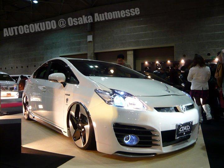 ชุดแต่งรอบคัน Toyota PRIUS ทรง D.A.D (JAPAN)