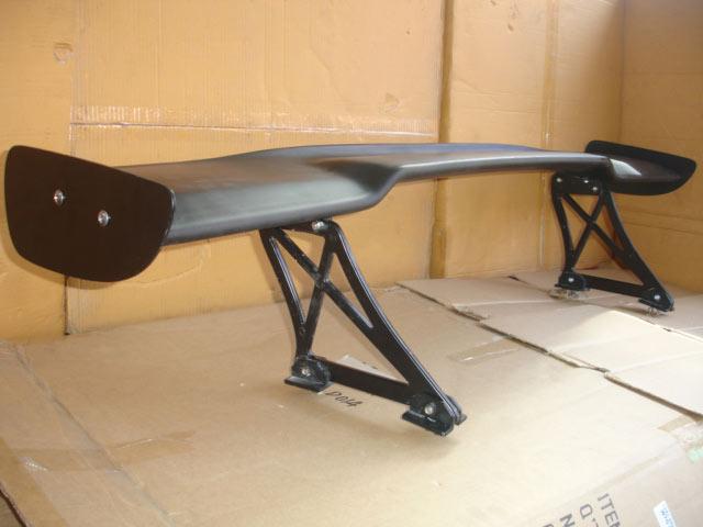 สปอยเลอร์หลัง GT-Wing ทรงC-WestV1 (สูง10นิ้ว)