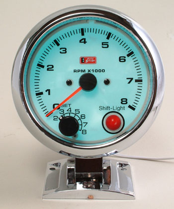 Auto Gauge RPM 3.5 (หน้าขาว)
