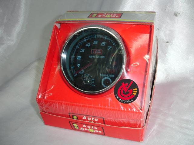 เกจ์วัดรอบ Auto Gauge 3.5 นิ้ว (เบนซิน)
