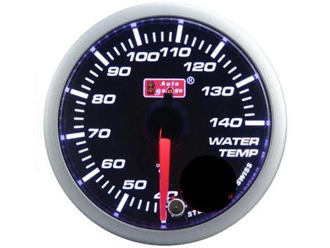 เกจ์Water-Temp Auto-gauge 60mm (SMOKE)