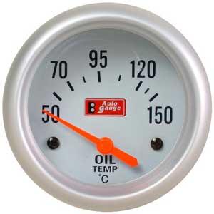 Auto Gauge Oil Temp Meter 2.5\'\'